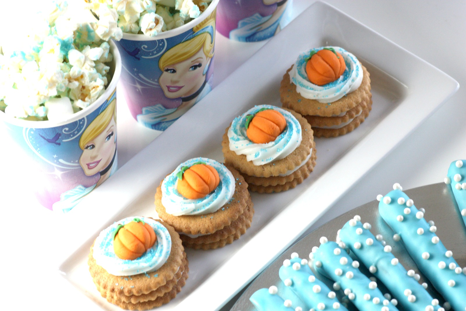Cinderella Dessert Table Treats Catch My Party