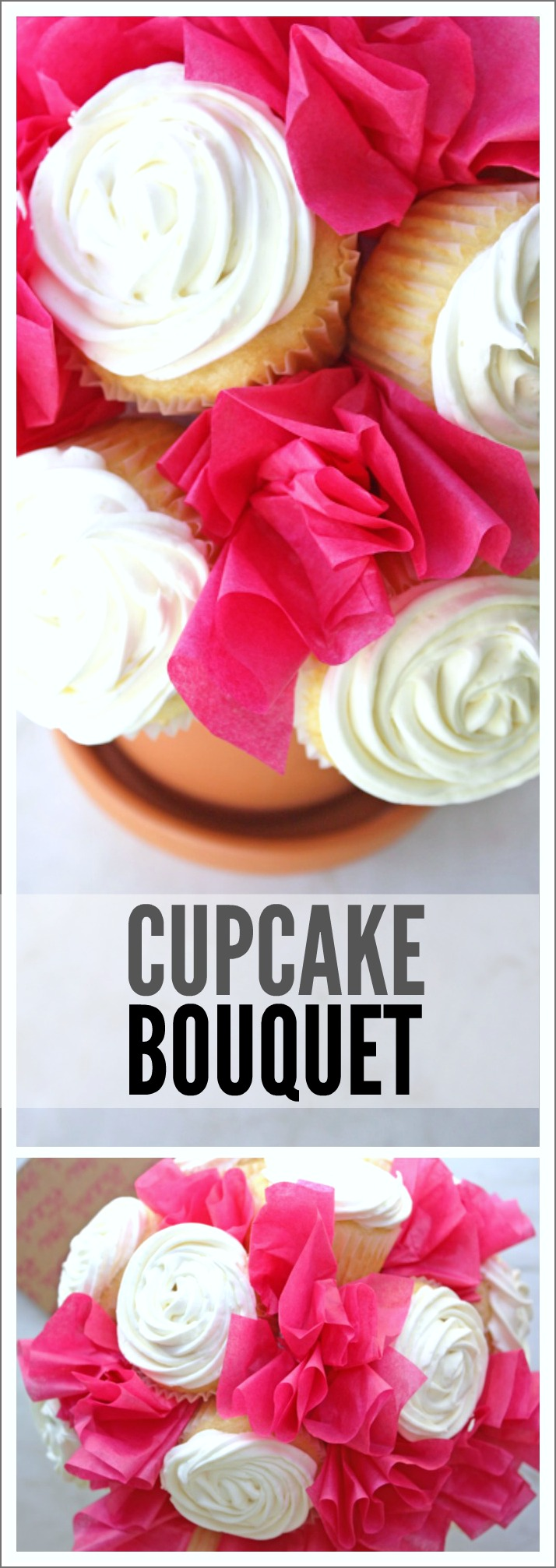 Cupcake Bouquet Diy Catch My Party
