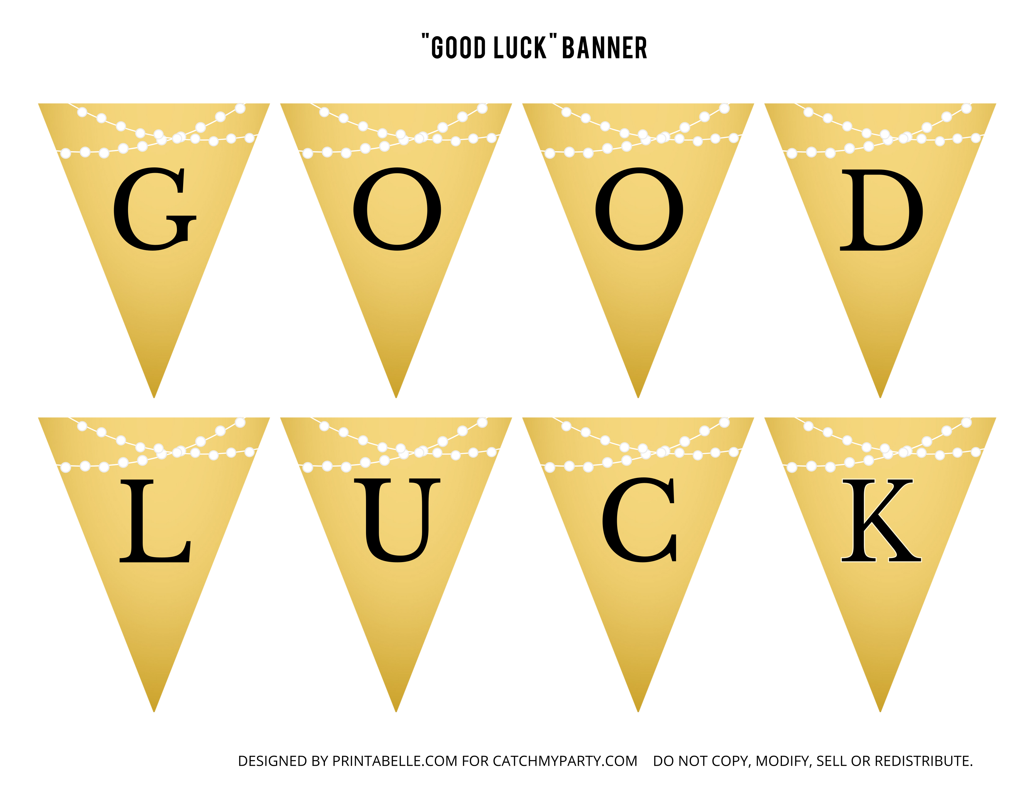 farewell banner template - the gallery for farewell and good luck banner