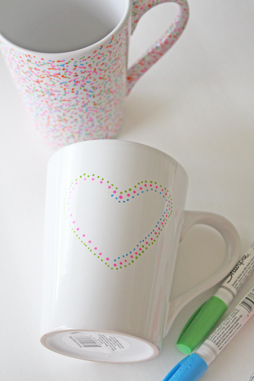 Dishwasher Safe Sharpie Mug Diy Catch My Party