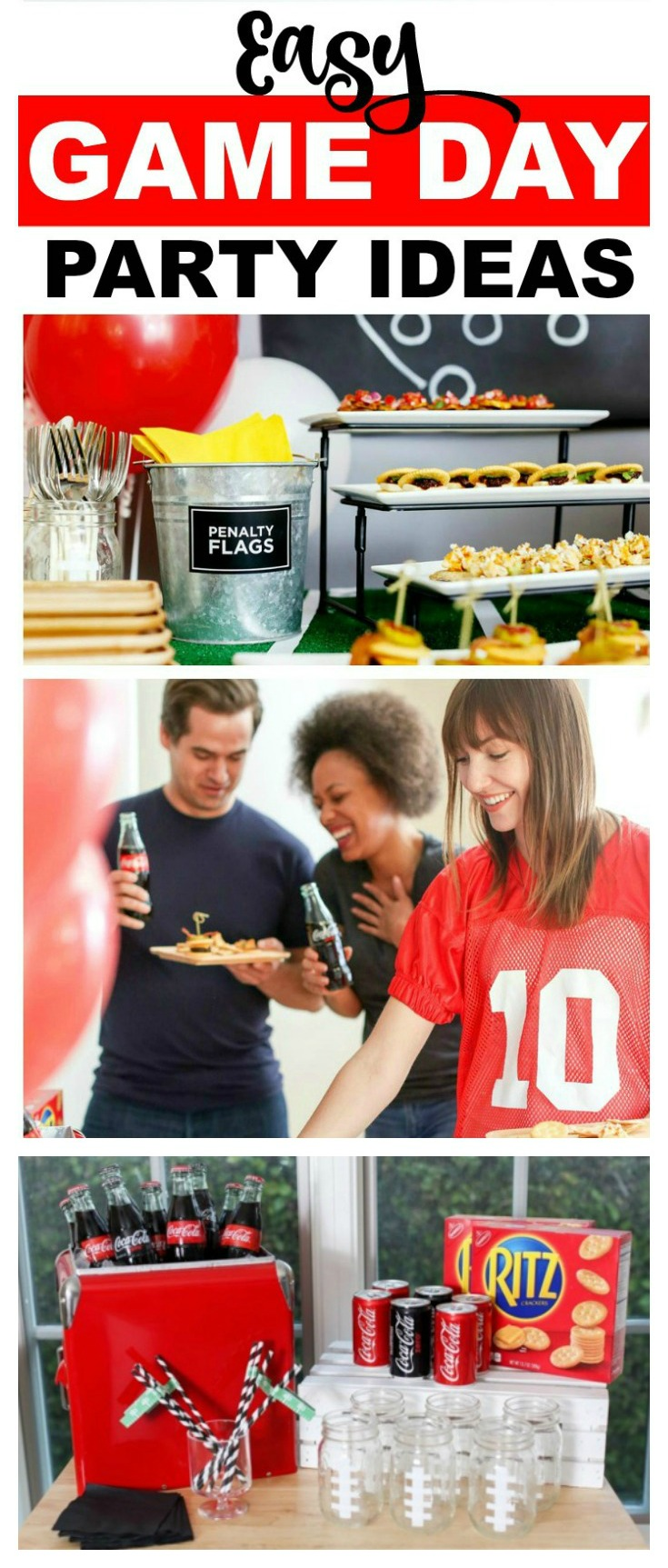 5 Tips For Throwing An Awesome Game Day Party!