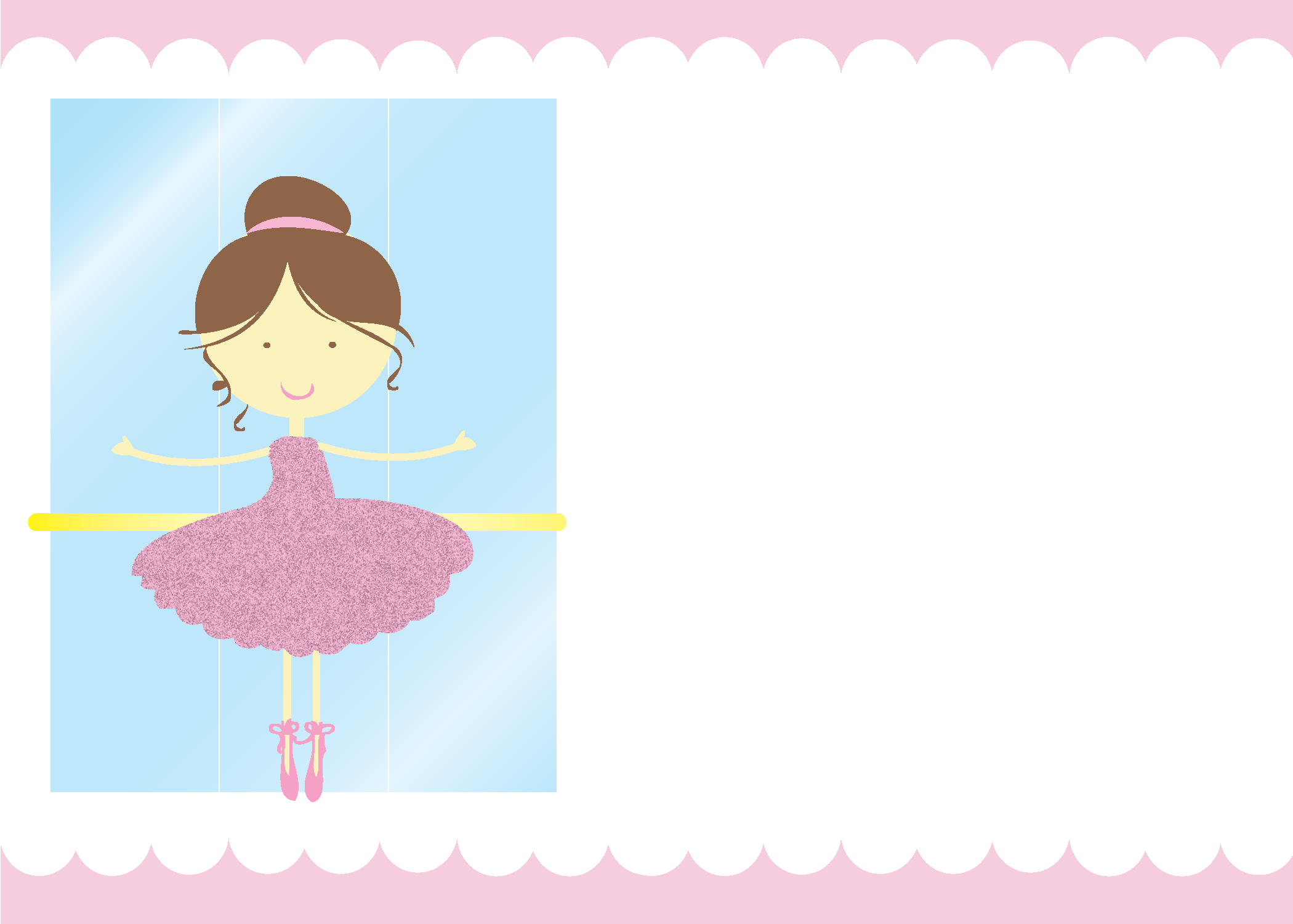 Uncategorized Ballerina Printables ballerina party ideas free printables catch my download the here