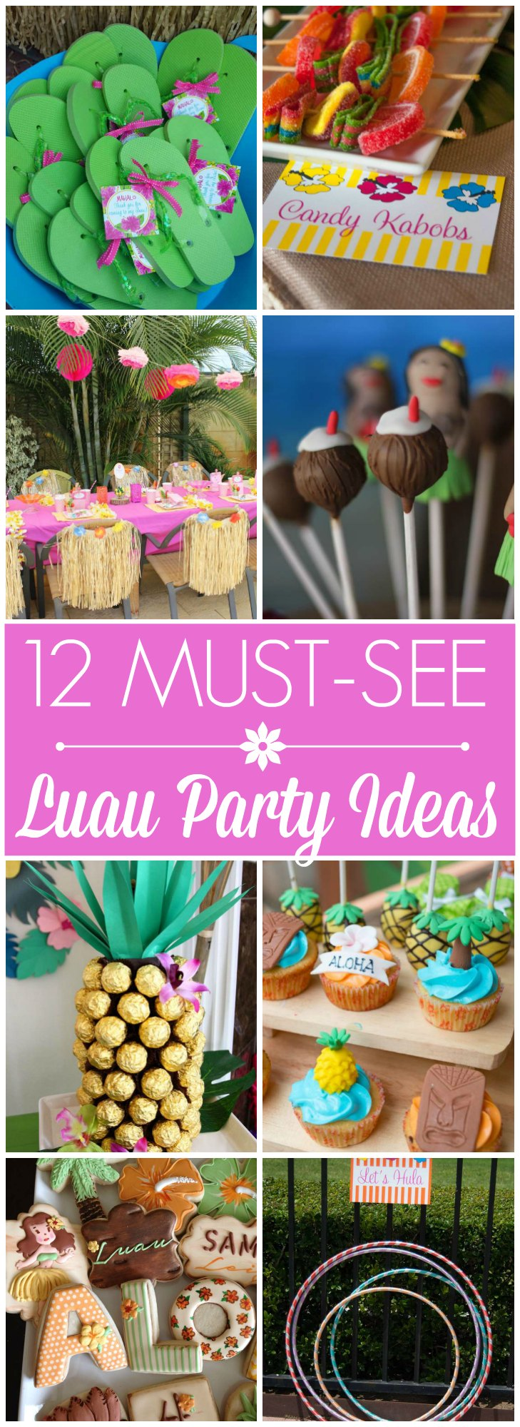 photograph regarding Printable Luau Party Games identify Comprise Entertaining within the Sunshine with All those 12 Extraordinary Luau Social gathering Options