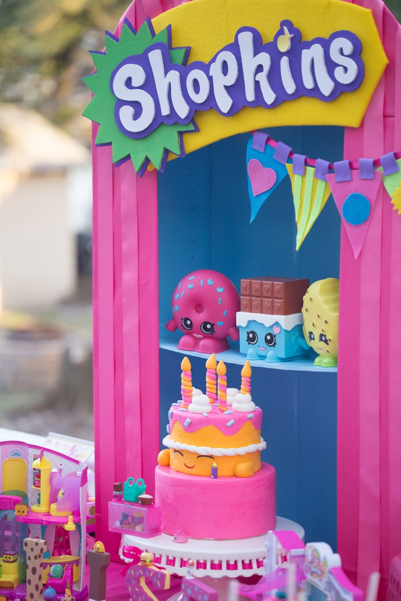 Incredible shopkins party ideas catch my party - Shopkins pics ...