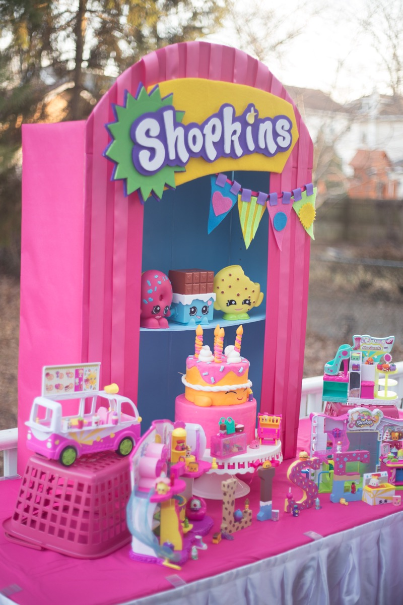 Incredible Shopkins Party Ideas Catch My Party