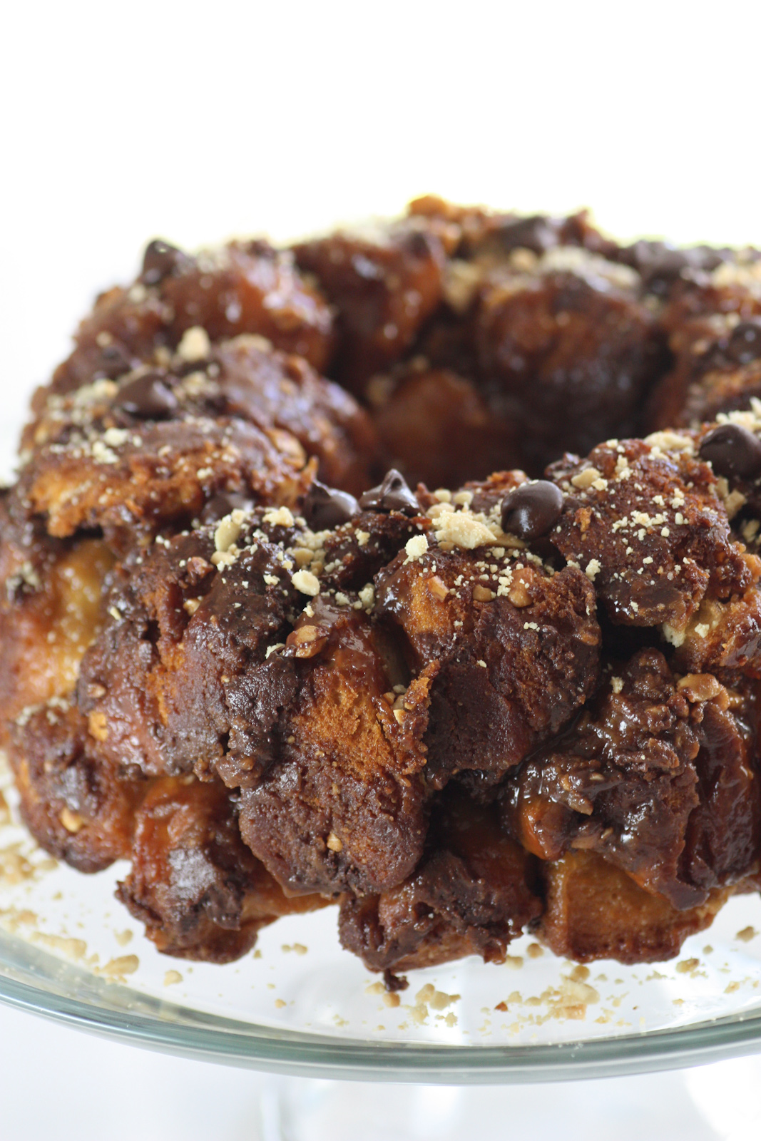 Snickers Bar Monkey Bread Catch My Party
