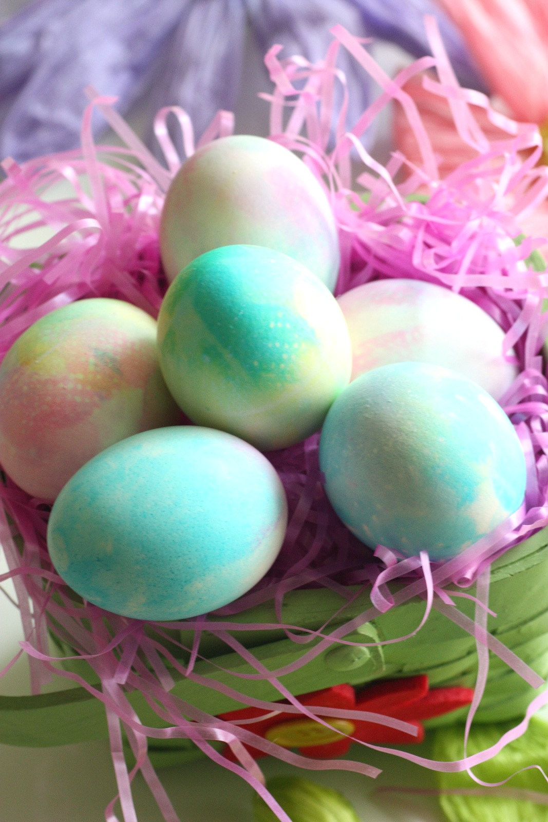 Dyed Easter Eggs Recipes — Dishmaps