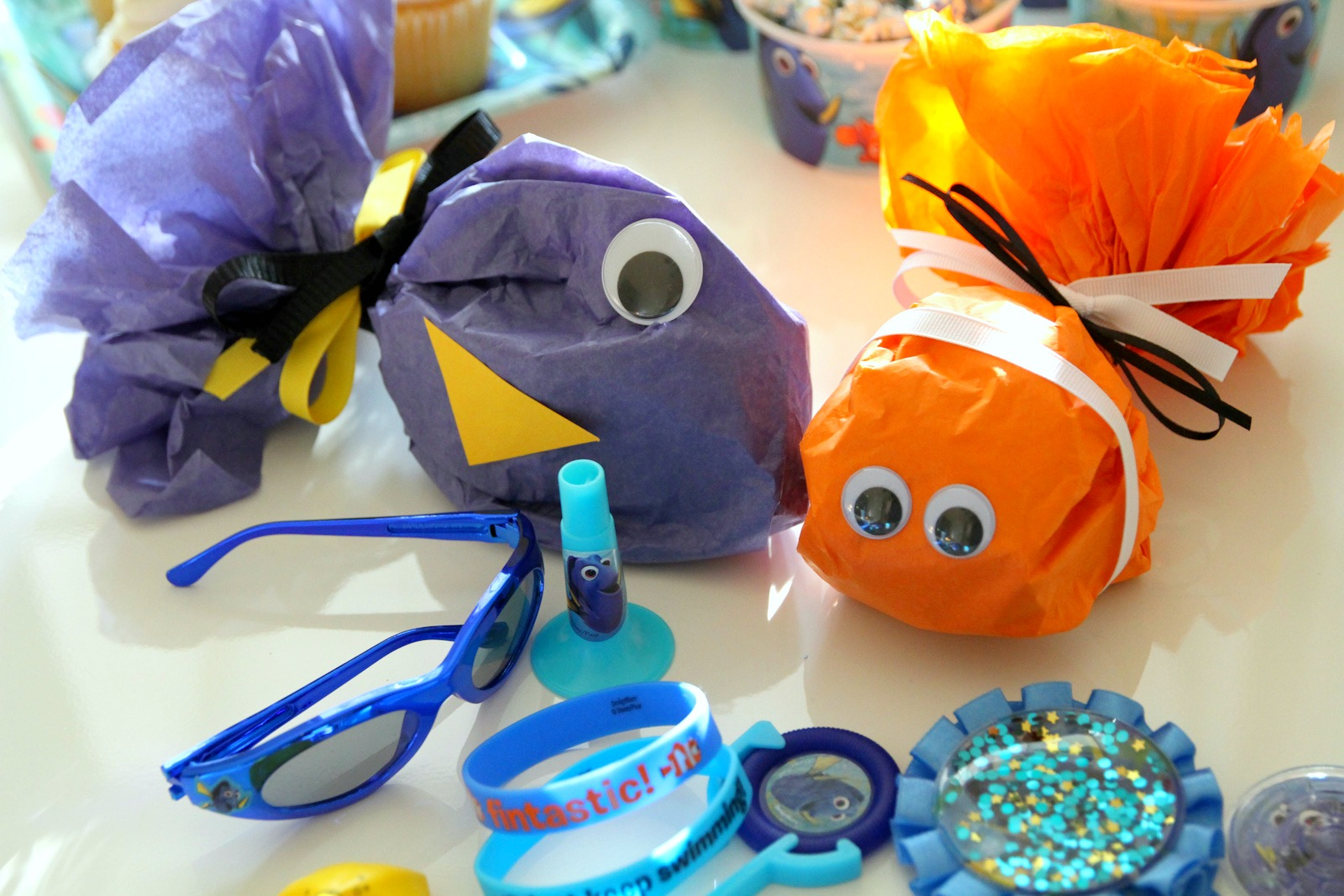 Finding Dory Party Ideas   Catch My Party