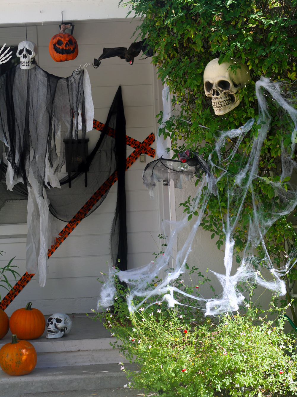 the easiest scariest halloween decorations - Really Scary Halloween Decorations
