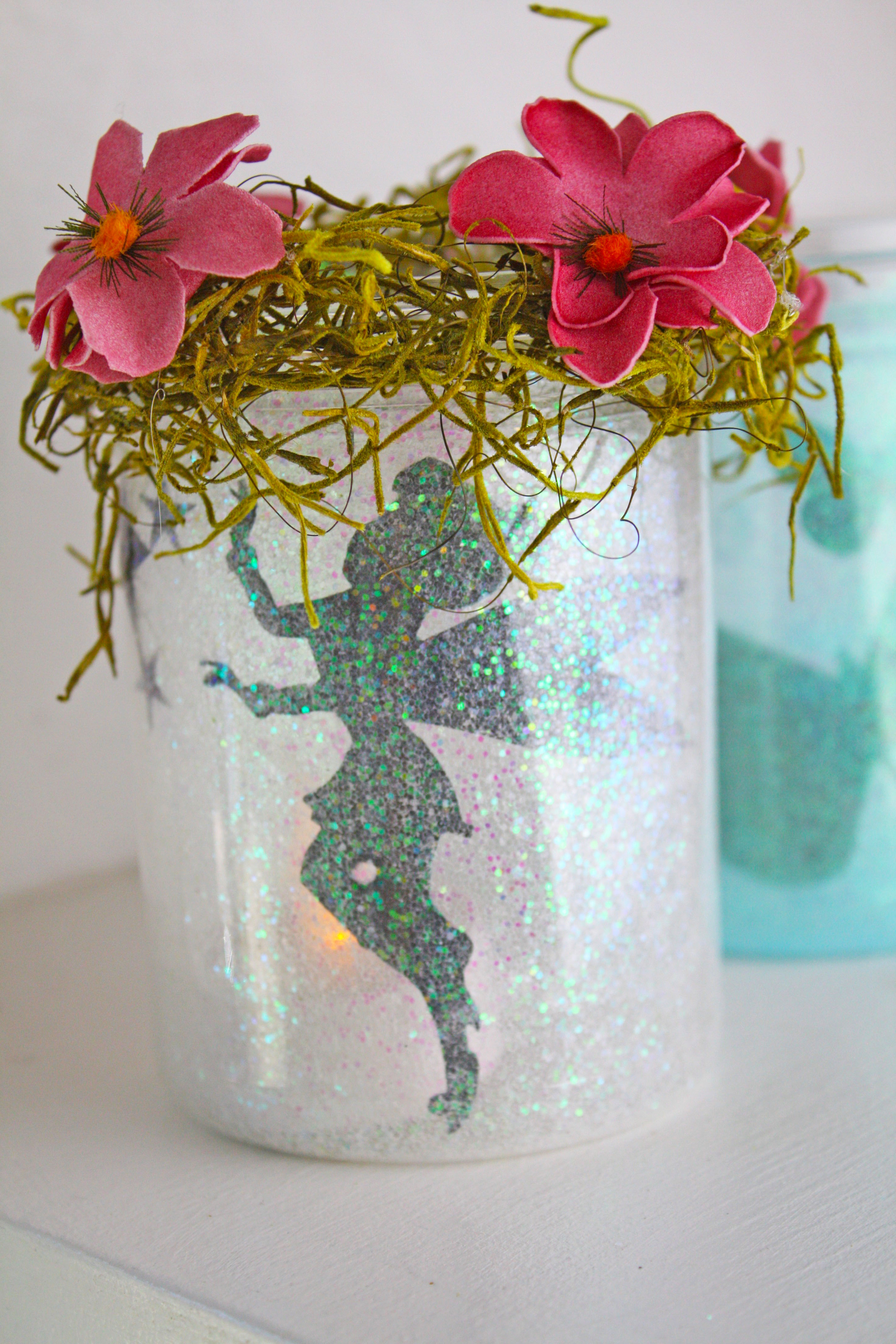 how to catch a fairy in a jar
