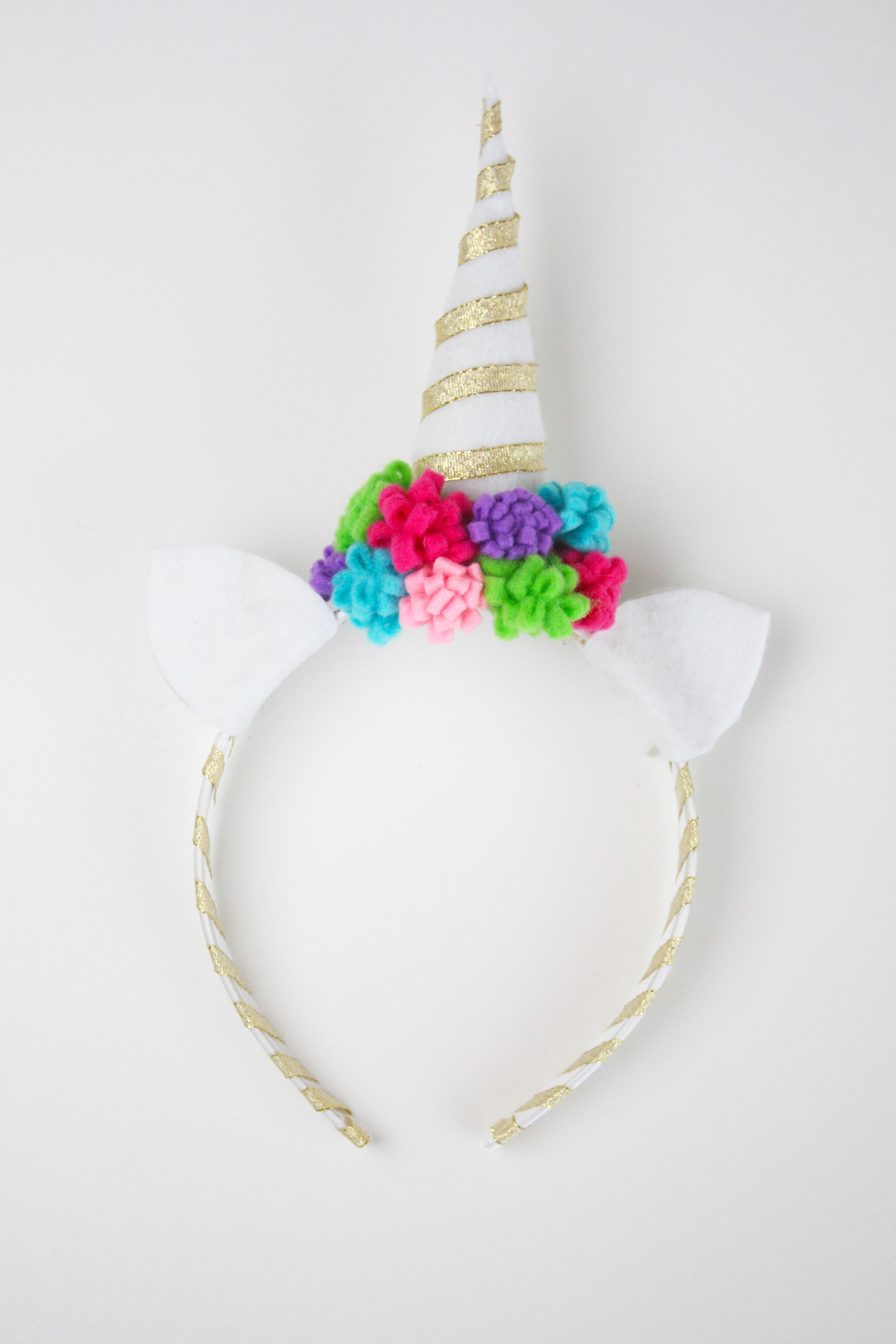 The Best Way To Make Your Own Easy Unicorn Headband Craft